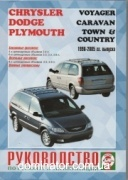 Chrysler Town, Plymouth Voyager, Dodge Caravan 96-05 рем Чиж  б2,4/3,0/3,3/3,8д2,5/2,8 цв/сх дополне