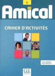 Amical 1. Cahier dactivities