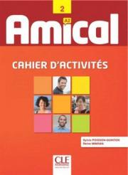 Amical 2. Cahier dactivities